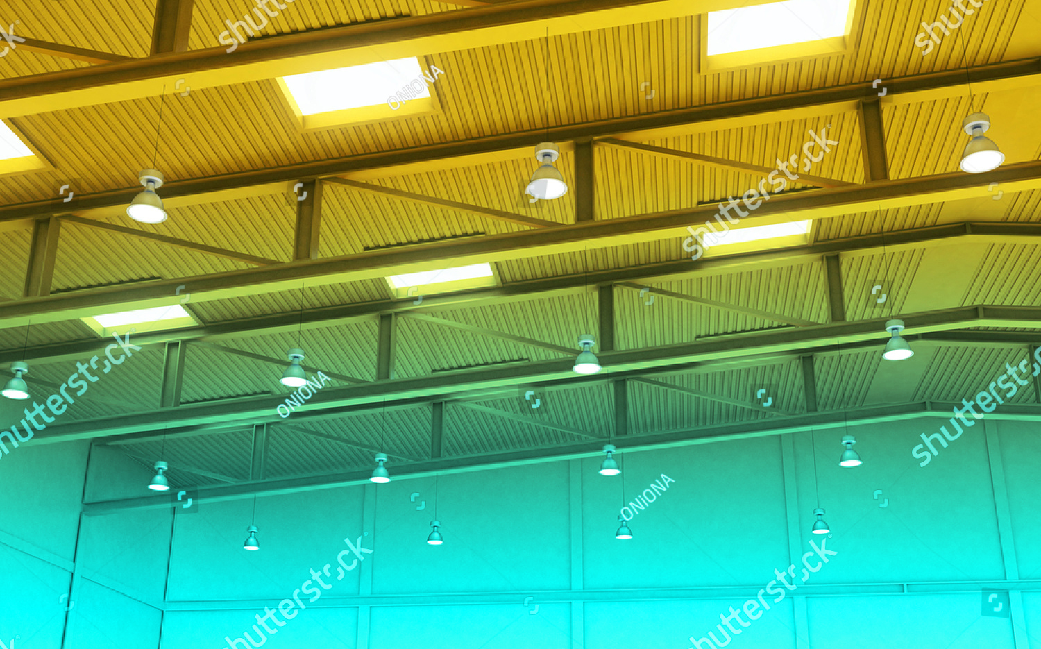 stock-photo-interior-of-a-warehouse-empty-space-of-magazine-yellow-colour-industrial-background-d-render-194260346.jpg