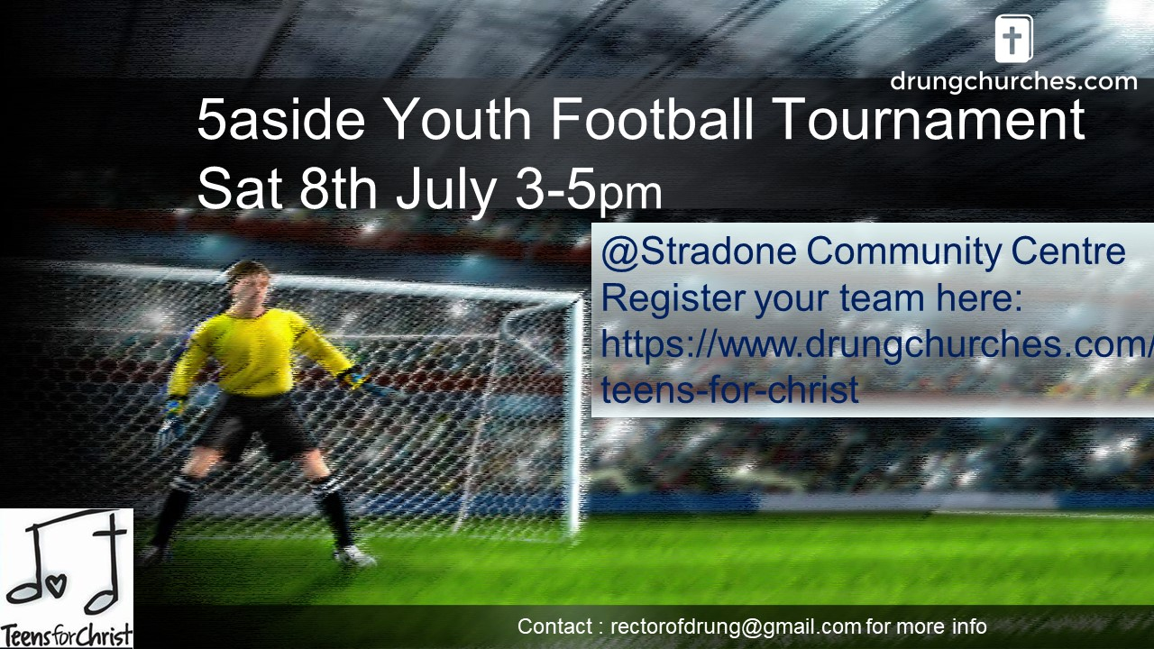 Stradone football Ballyhaise Church Drung Bunnoe