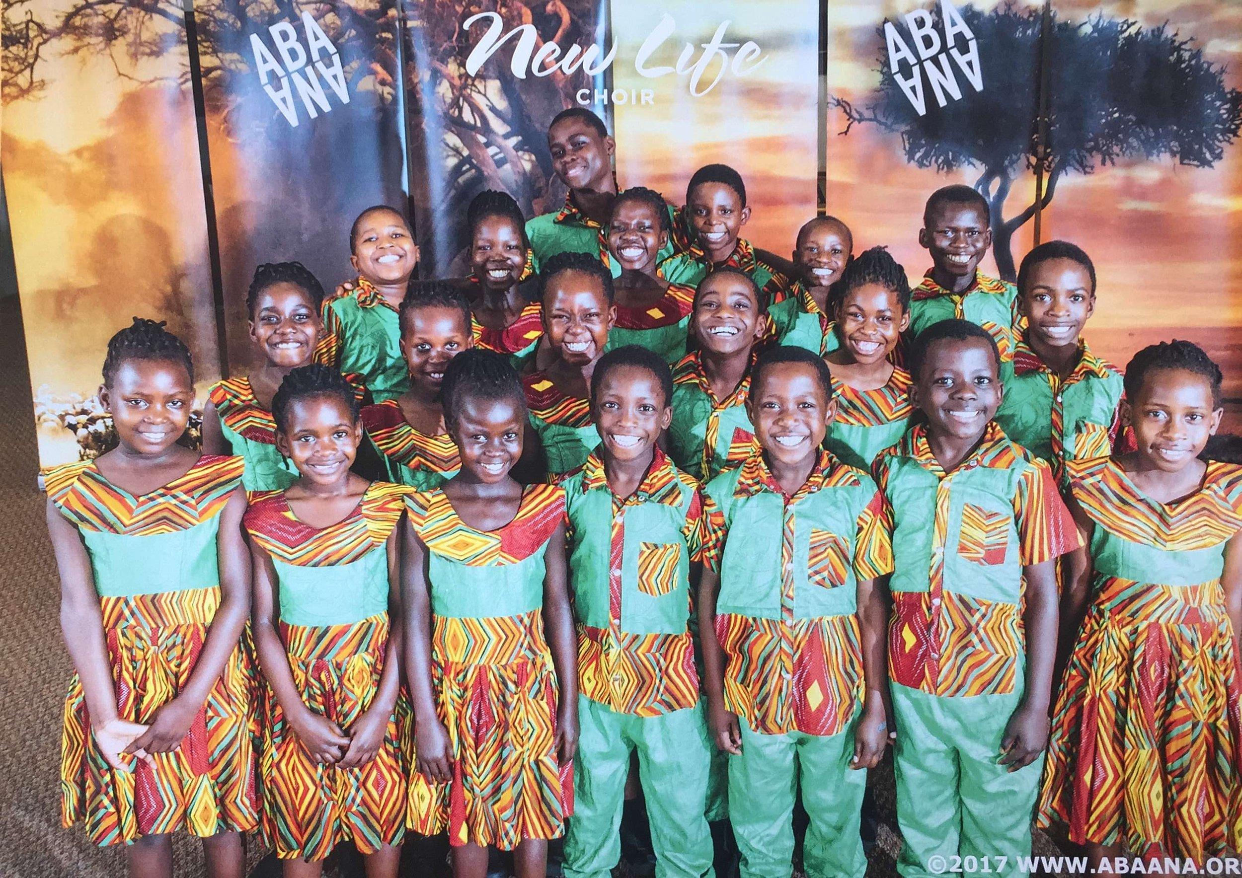 Abaana New Life Choir Drung Ballyhaise Larah Lavey Killoughter
