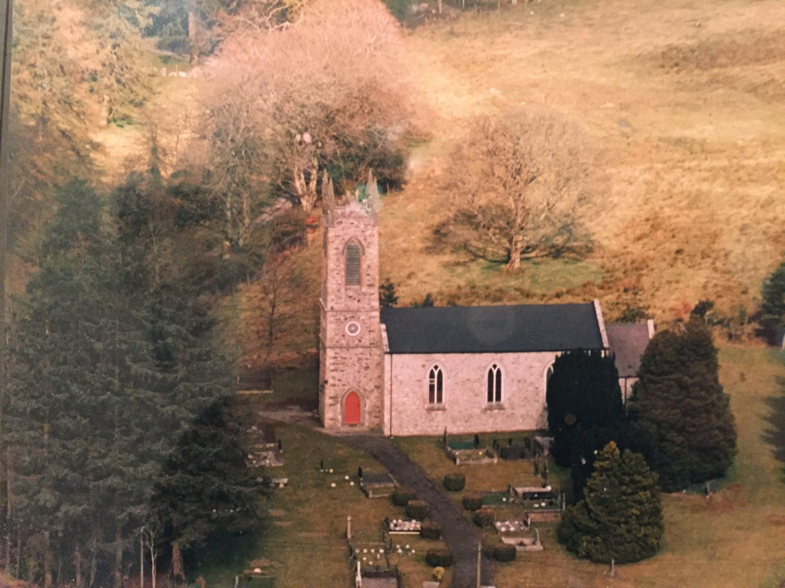 Cavan Church Killoughter REdhills Ballyhaise Drung Larah Stradone Lavey