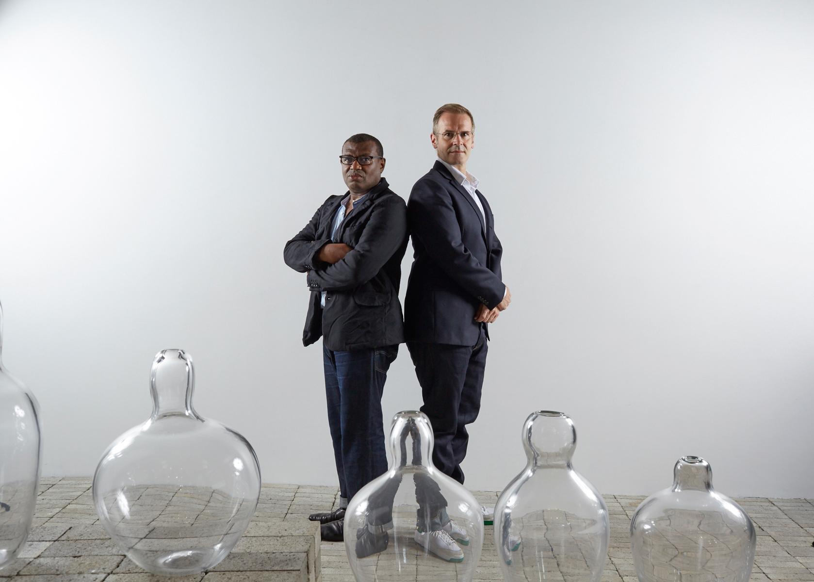 Ron Anderson & David Rees