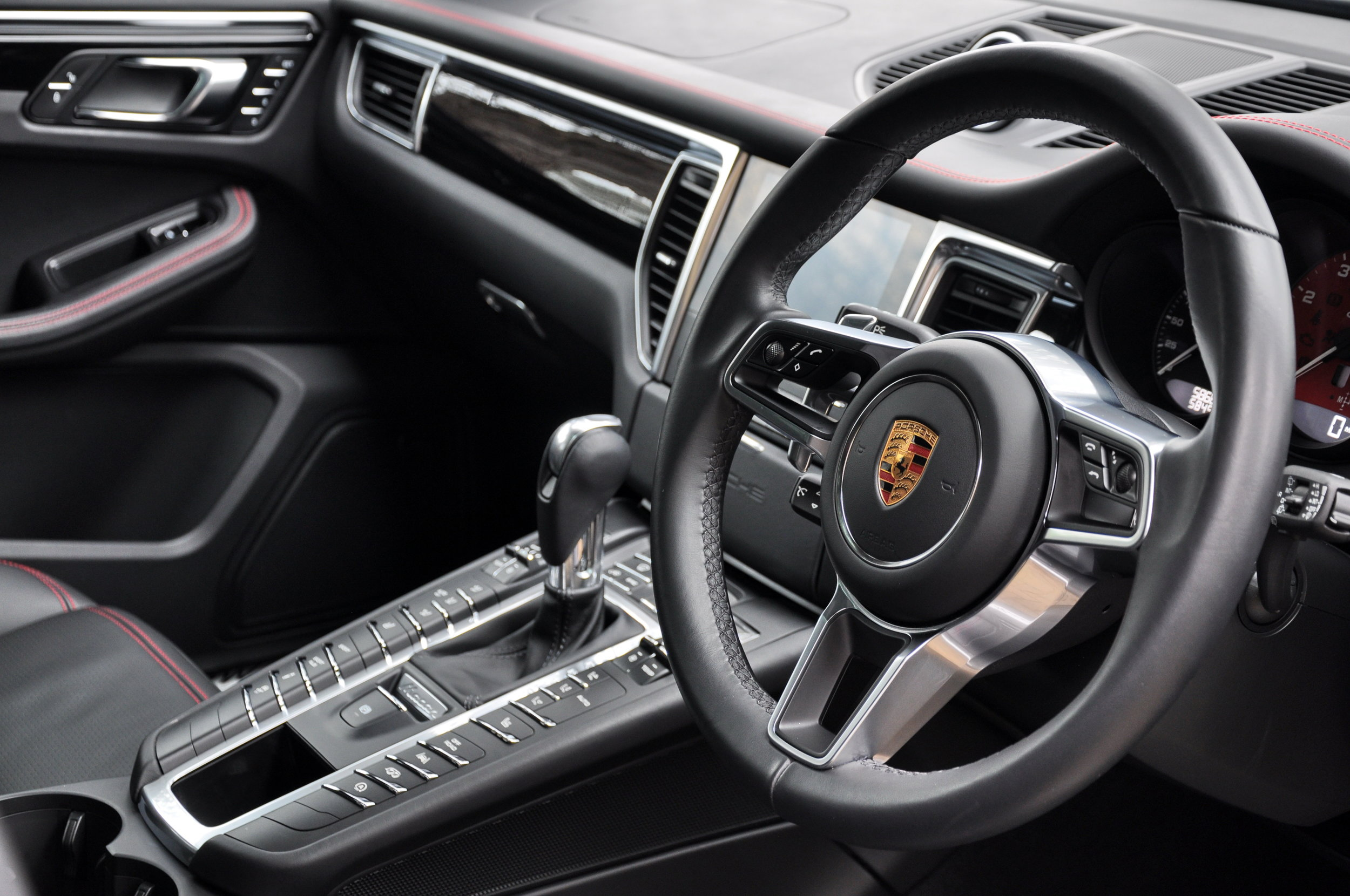 Interior Protection Detail