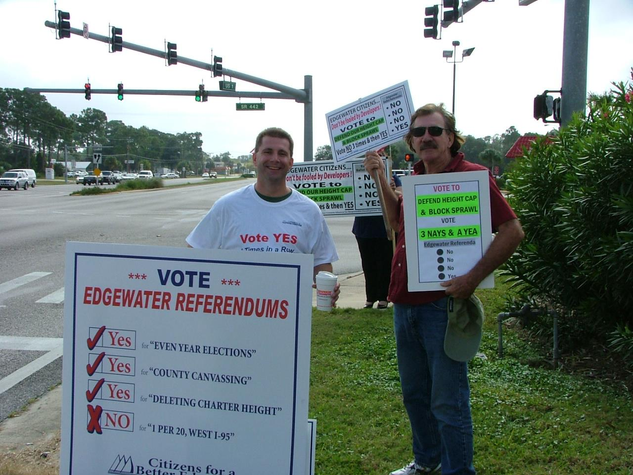 Citizens for a Better Edgewater Coalition