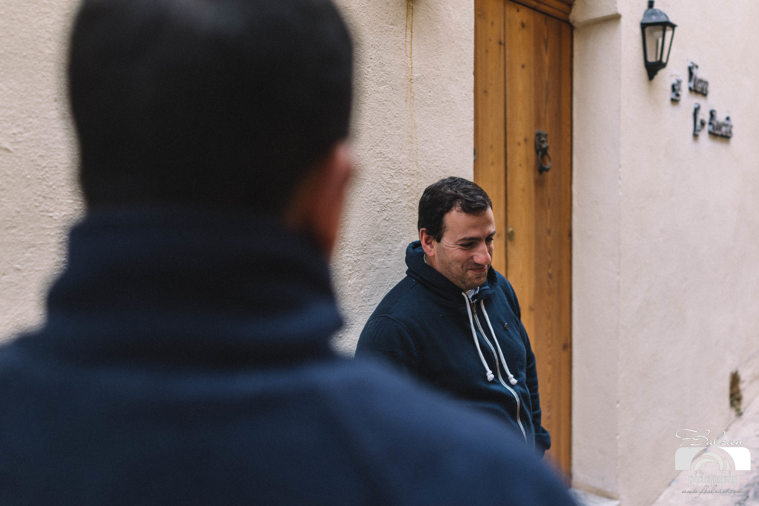 Friends in Gozo