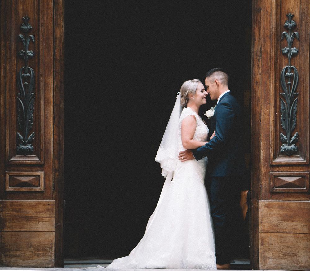 ABBY+ JOSH WEDDING