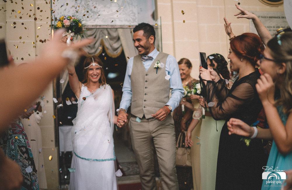 ROMY + LUKE WEDDING