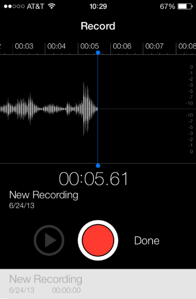 Whether you can record a conversation with someone depends upon where the recording is being made.