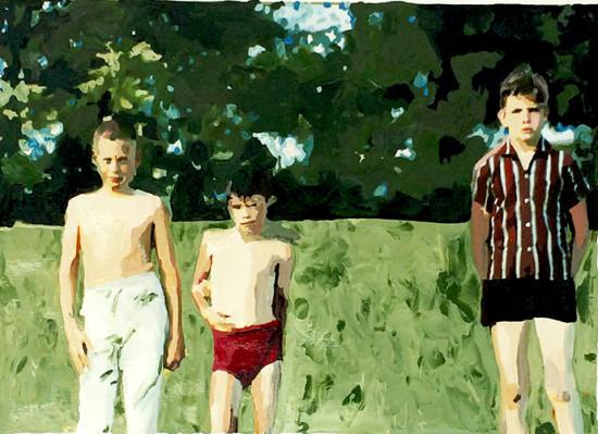Boys In The Field