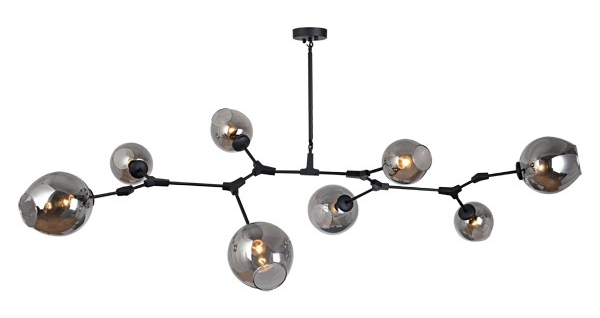 Branching Bubble BB.08.03: Chandelier Design by Lindsey Adelman USA