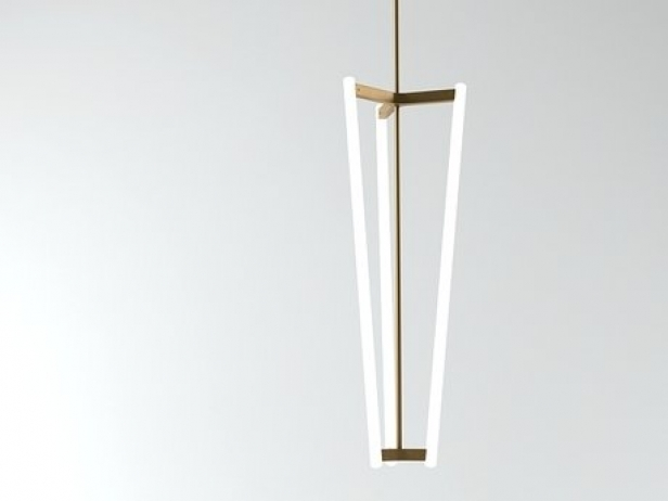 Tube Chandelier 8/ Design by Michael Anastassiades/ 2006