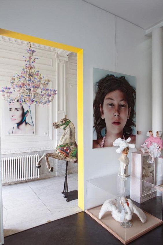 Leo Coolen &Susan Theunissen home interior.