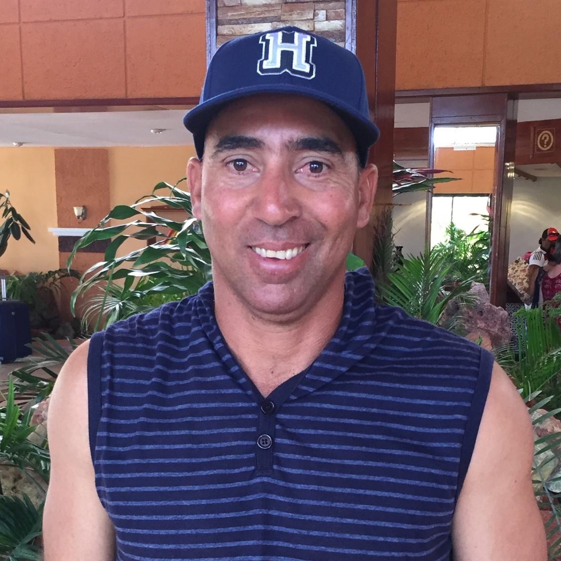 Coach Karel Garcia Zaldivar