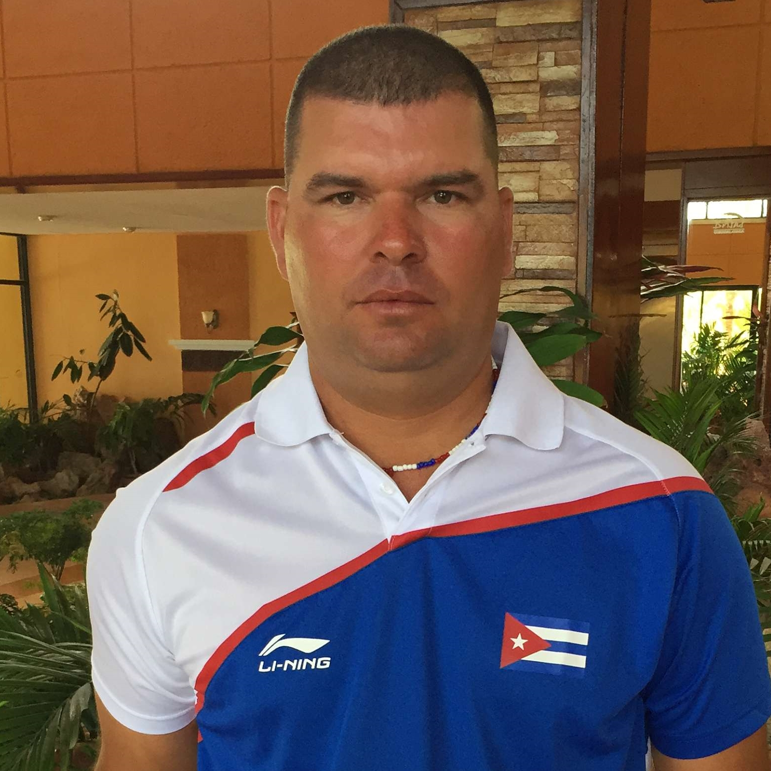 Coach Orelvis Avila Marrero
