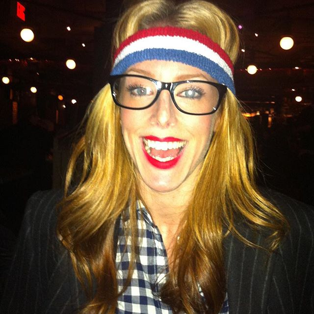 Not Halloween or Regina... just a #TBT to 2012 celebrating the @mikekleba birthday (and Obama's second term win.) I am not into politics but I care about my rights, so that's why I'm voting on 11/6. If you need help figuring out the basics so you make an informed decision, check out the link in my bio from @theskimm - you can enter your address, and a simple breakdown comes up to read of who is on the ballot by position, with some key info. ✌🏻 . . . #mollywinterstewart #amplifiedlife #keepitpositive #broadway #reginabeforeregina #performer #artist #brooklyn #nyc #nycvotes #election #voteyourrights #vote