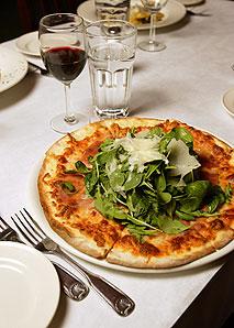 Proscuitto Pizza