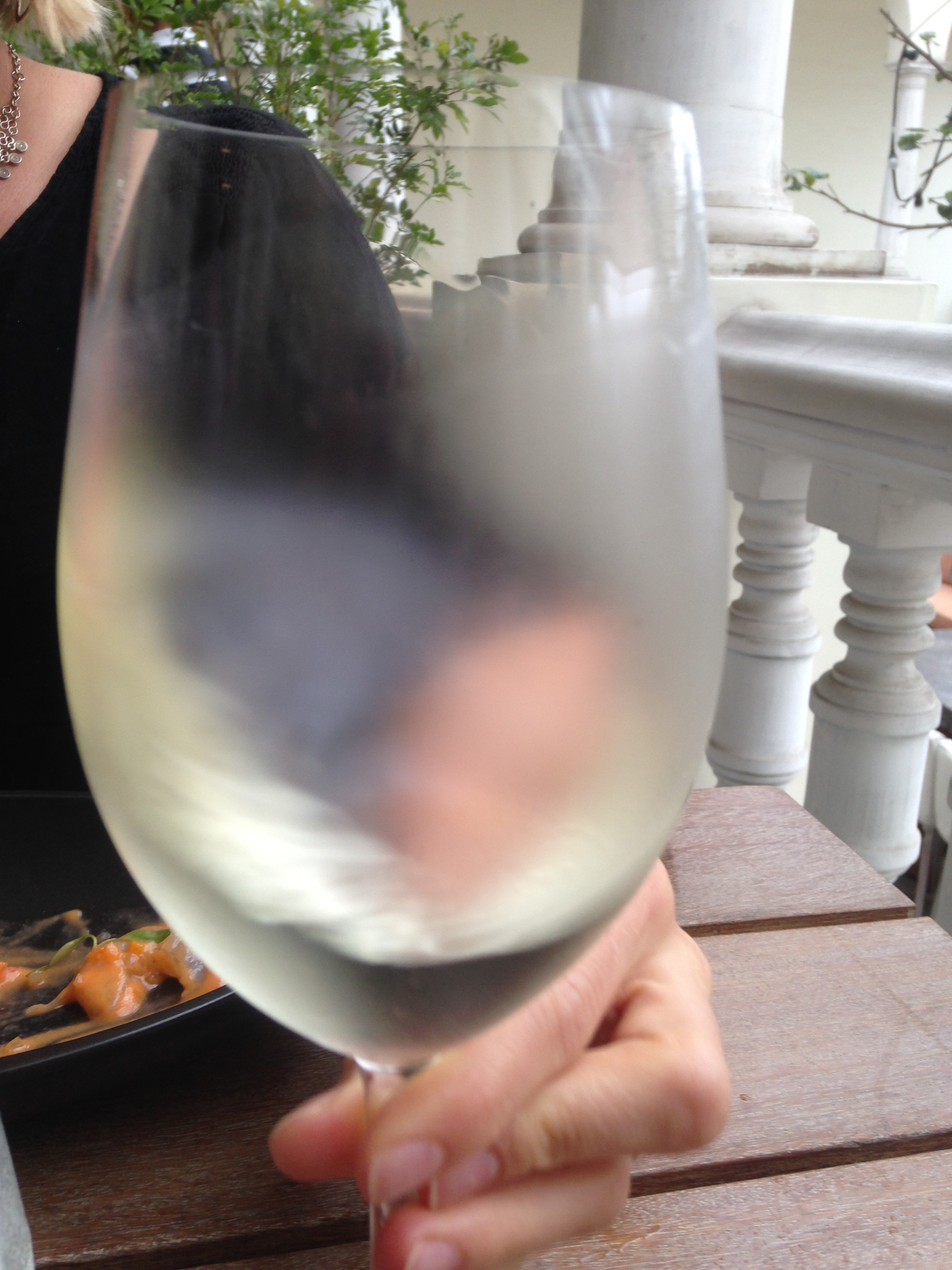 Delicious, bright and the perfect lunchtime wine. See a few photos up for bottle details.