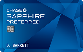 Chase Sapphire: partners with multiple airlines