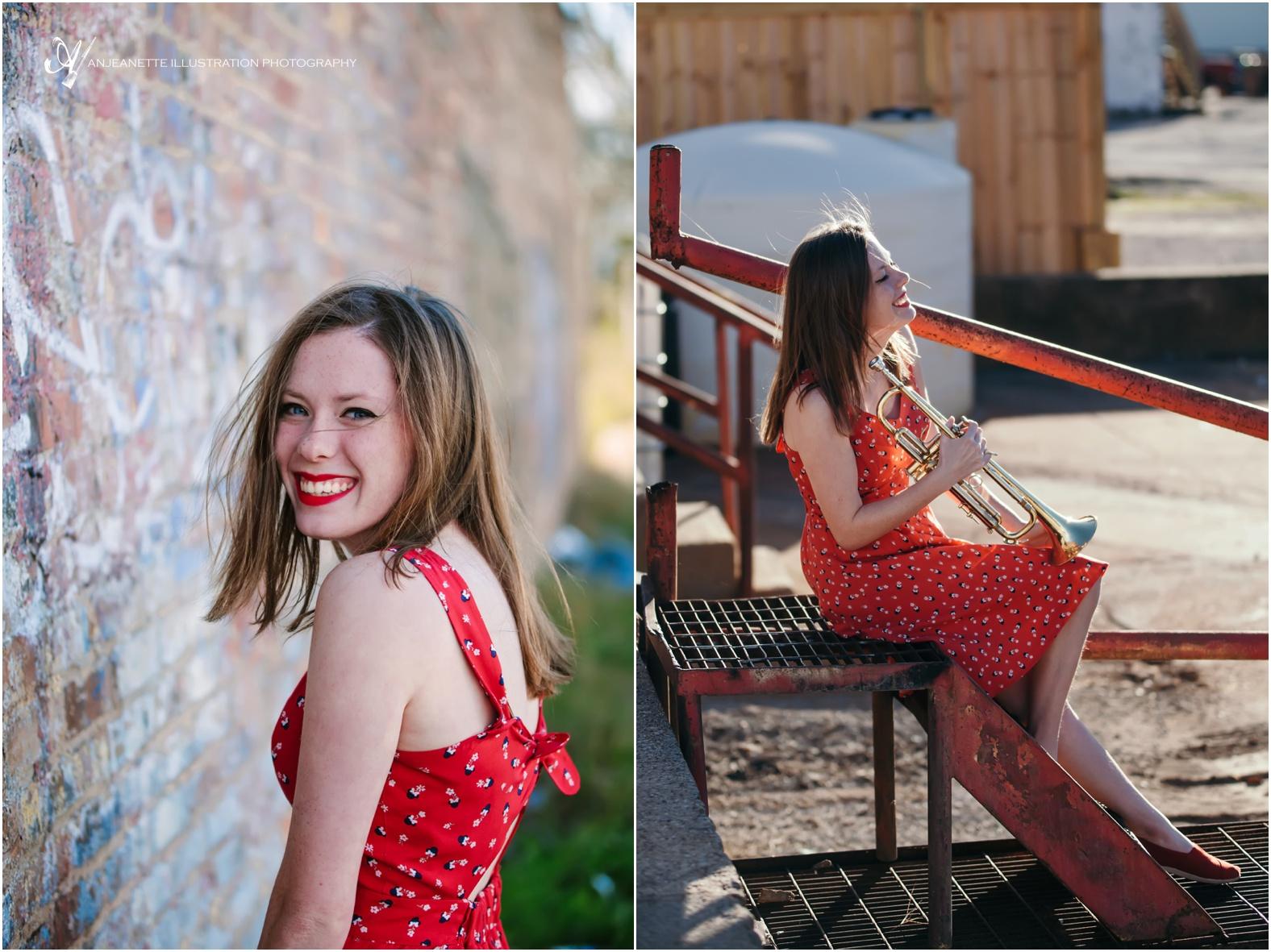 Senior Photos in Hendersonville Tn by Artistic Senior Picture Photographer Anjeanette Illustration Photography