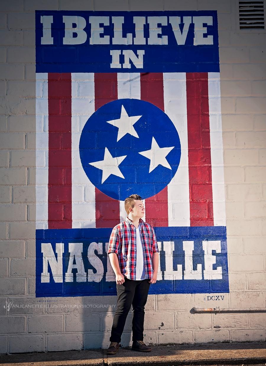 Hendersonville Tn Senior Pictures by Nashville Artistic Photographer Anjeanette Illustration Photography
