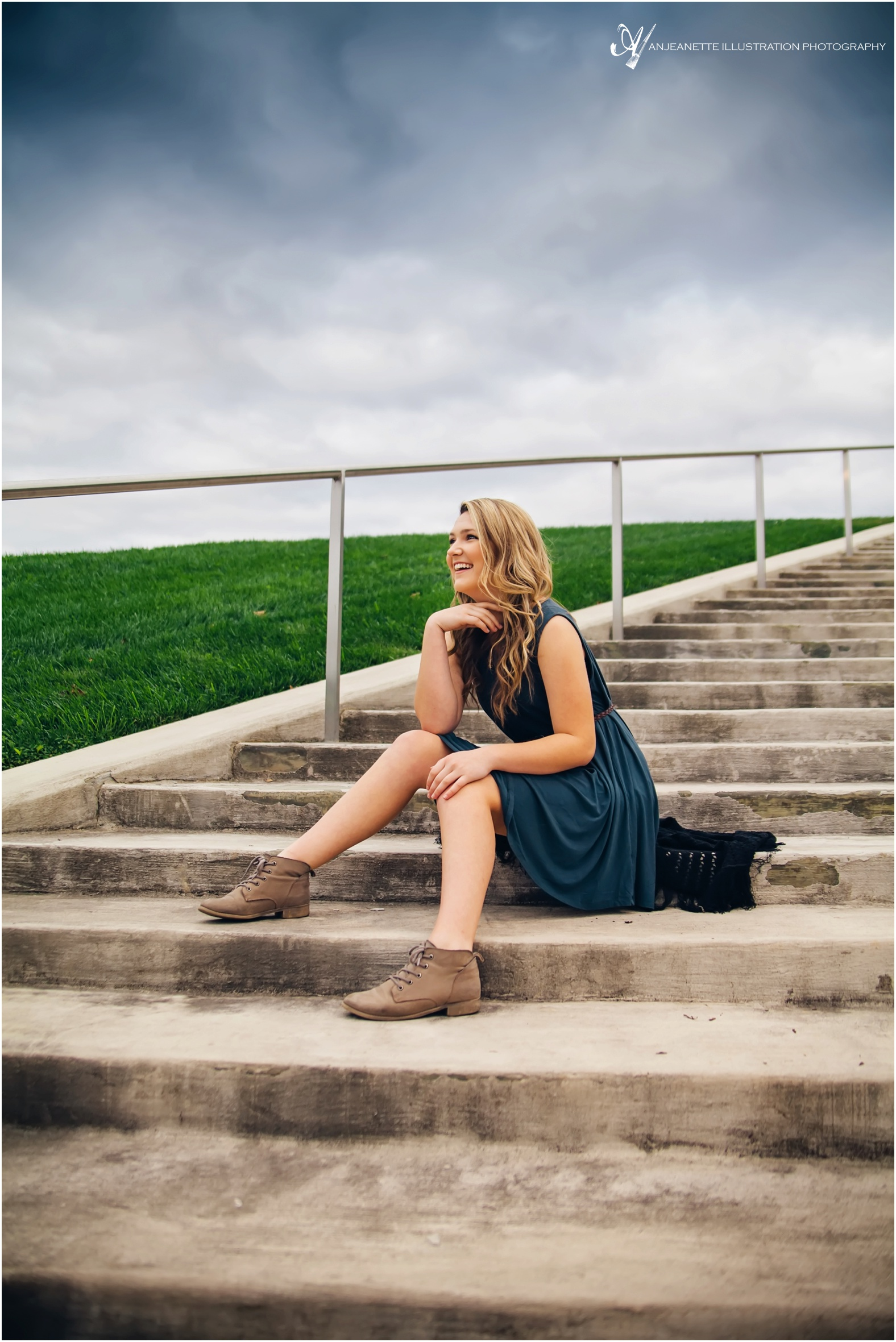 Hendersonville Tn Senior pictures Nashville Senior Portraits  | Artistic Photographer Anjeanette Illustration Photography