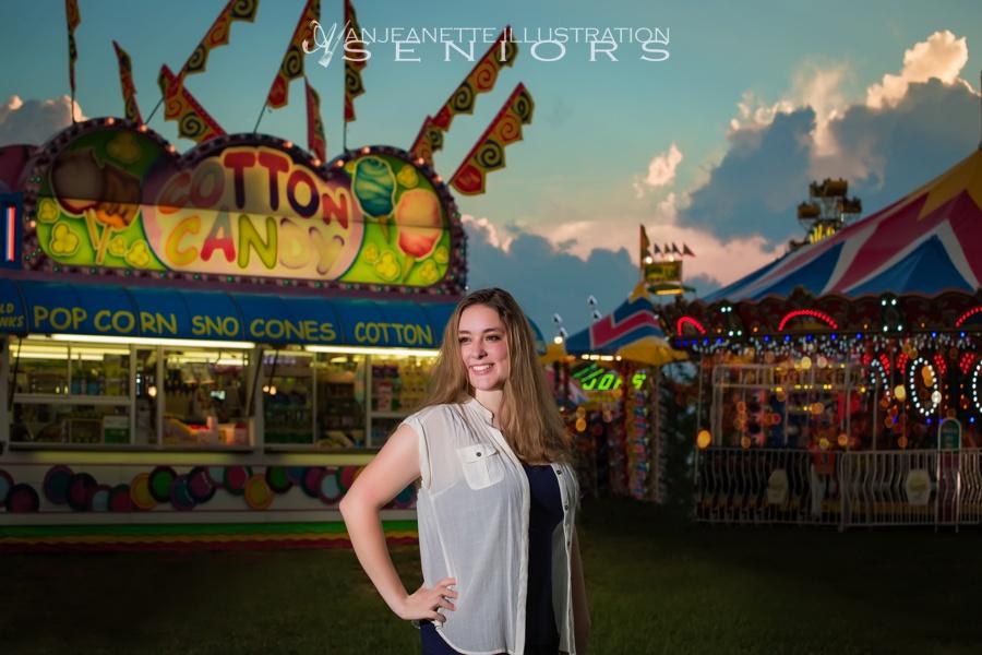 Hendersonviile, Tn Senior Pictures by Nashville Artistic Photographer Anjeanette Illustration Photography