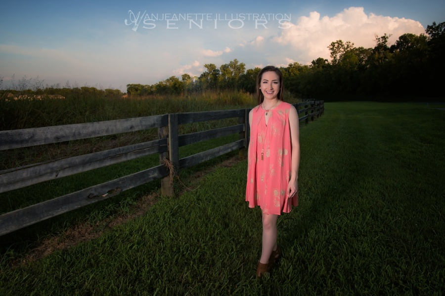 Hendersonviile, Tn Senior Pictures by Nashville Artistic Wedding Photographer | Anjeanette Illustration Photography | Affordable Senior Portraits