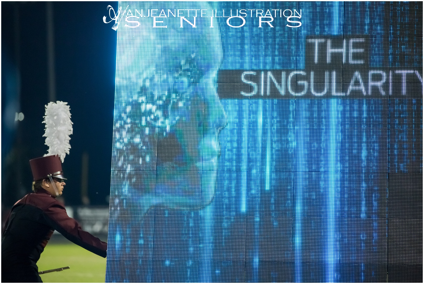learn more about  The Singularity