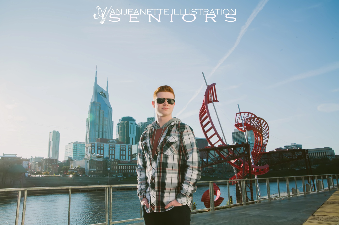 Hendersonville Tn Seniors pictures by Anjeanette Illustration Seniors