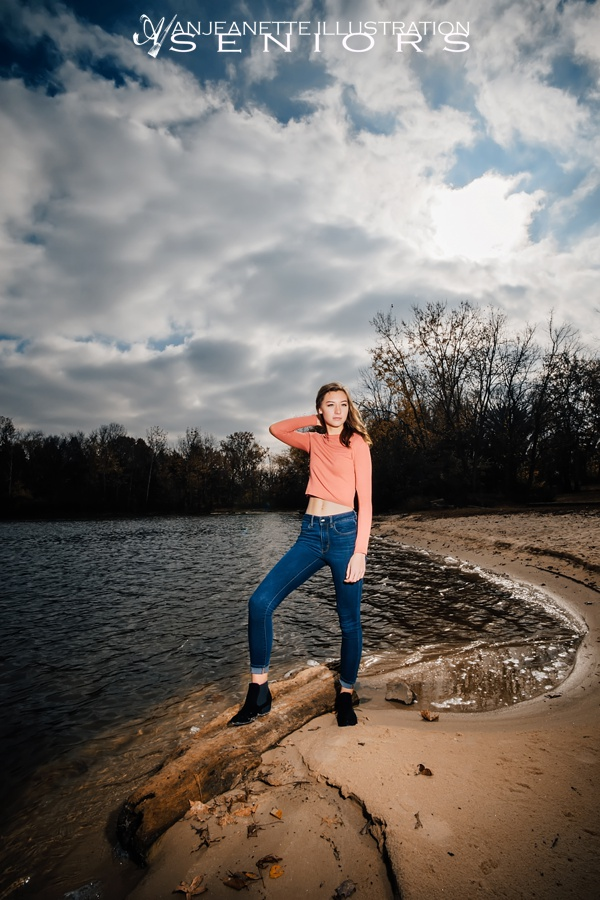Peoria Az senior grad pictures by Anthem Glendale Az high school portrait photographer Anjeanette Photography Phoenix Prom 2018 2019