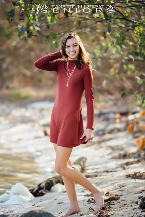 Peoria Az senior grad pictures by Anthem Glendale Az high school portrait photographer Anjeanette Photography Phoenix Prom 2018 2019