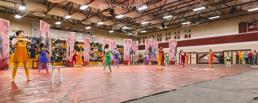 Hendersonville tn Winter Guard sumner county