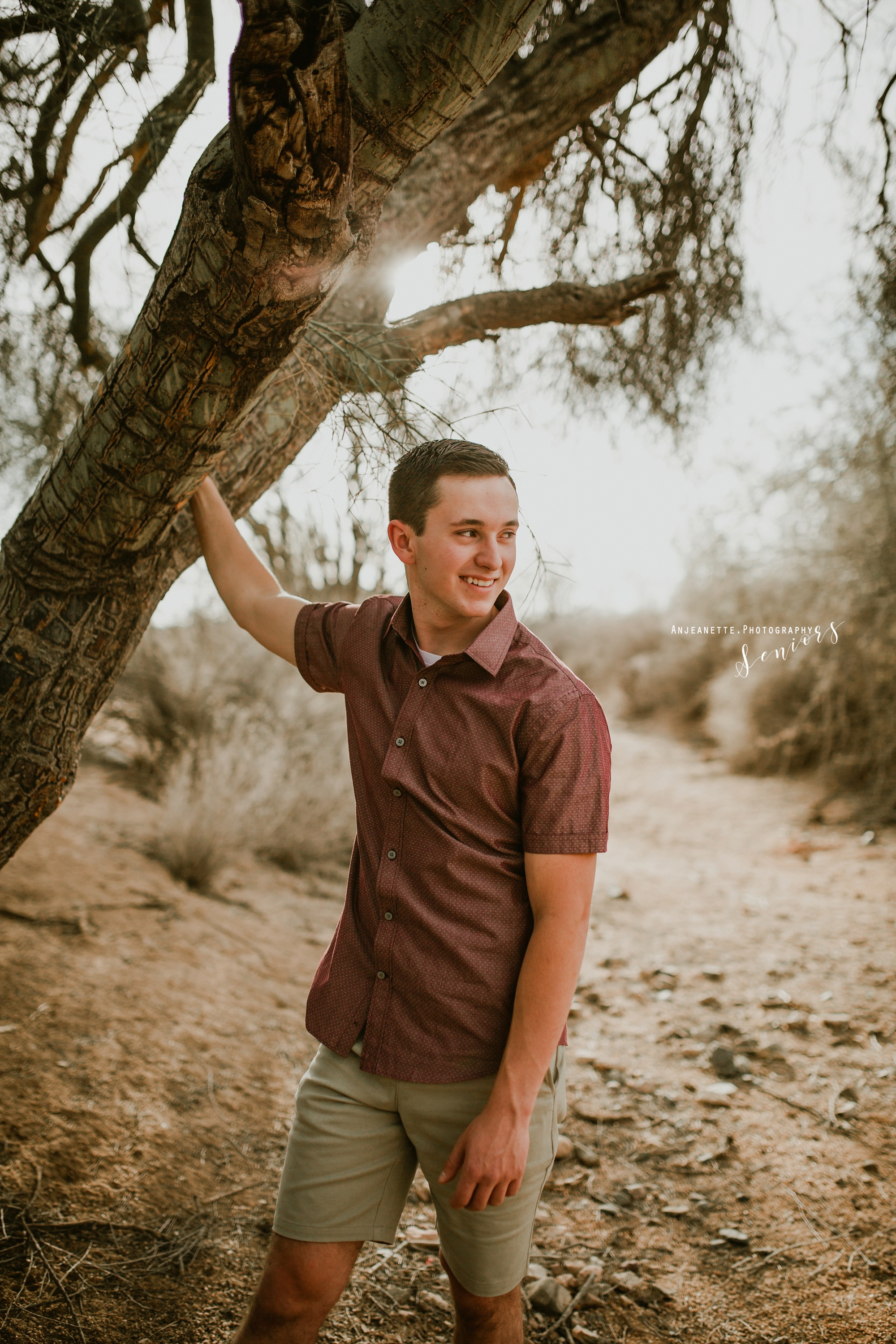 Peoria Az senior grad pictures by Anthem Glendale Az high school portrait photographer Anjeanette Photography Phoenix