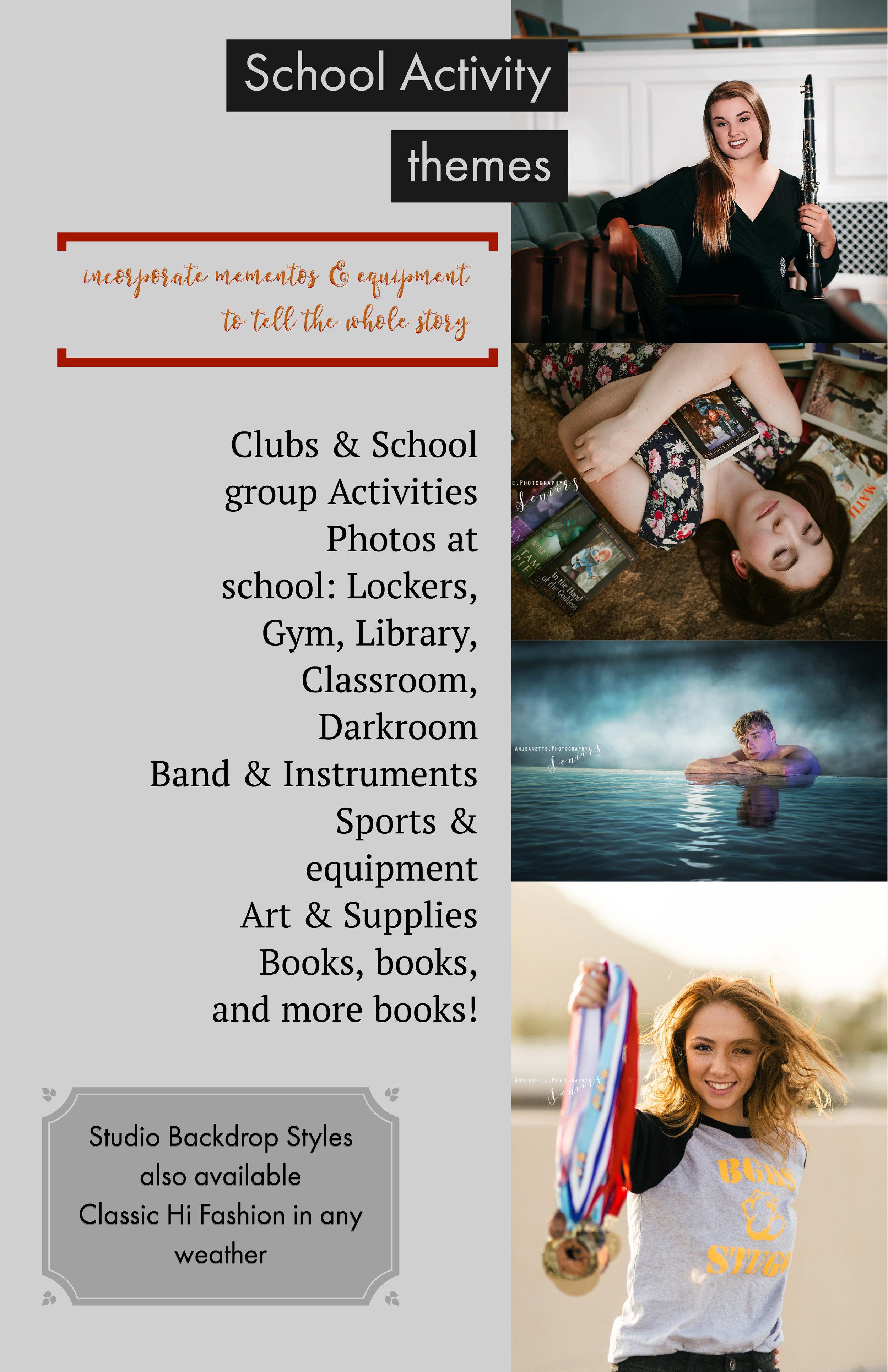 Places to take senior pictures Peoria Az senior grad pictures by Anthem high school portraits, families, & Headshot photographer Anjeanette Photography Phx Arizona