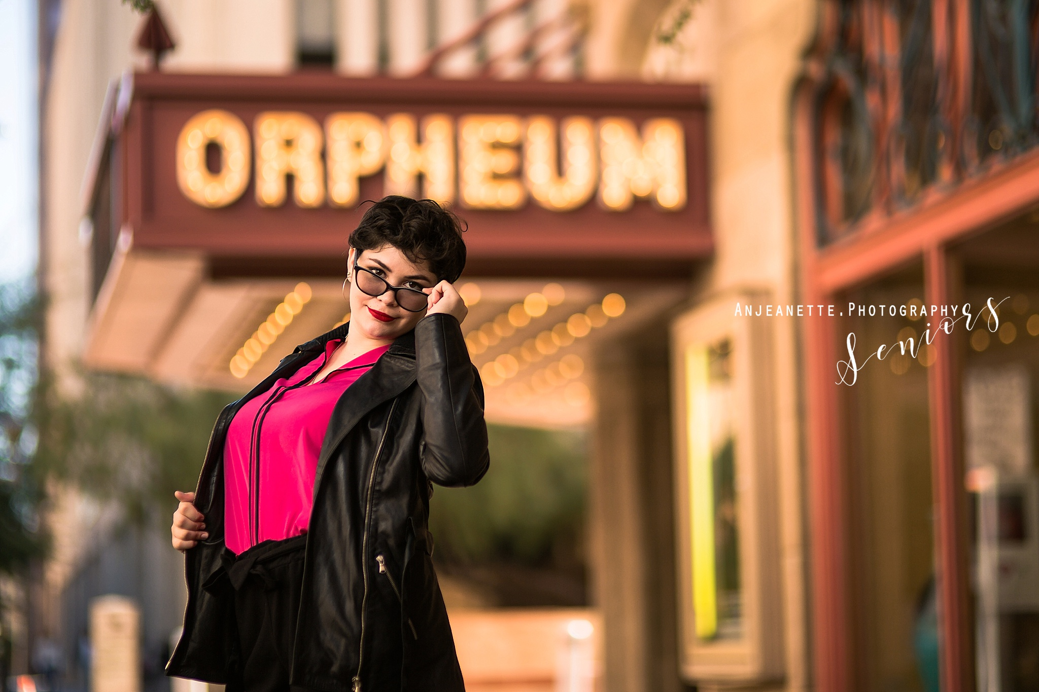 Places to take senior pictures Peoria Az senior grad pictures by Anthem scottsdale high school portraits, families, & Headshot photographer Anjeanette Photography Phx Arizona