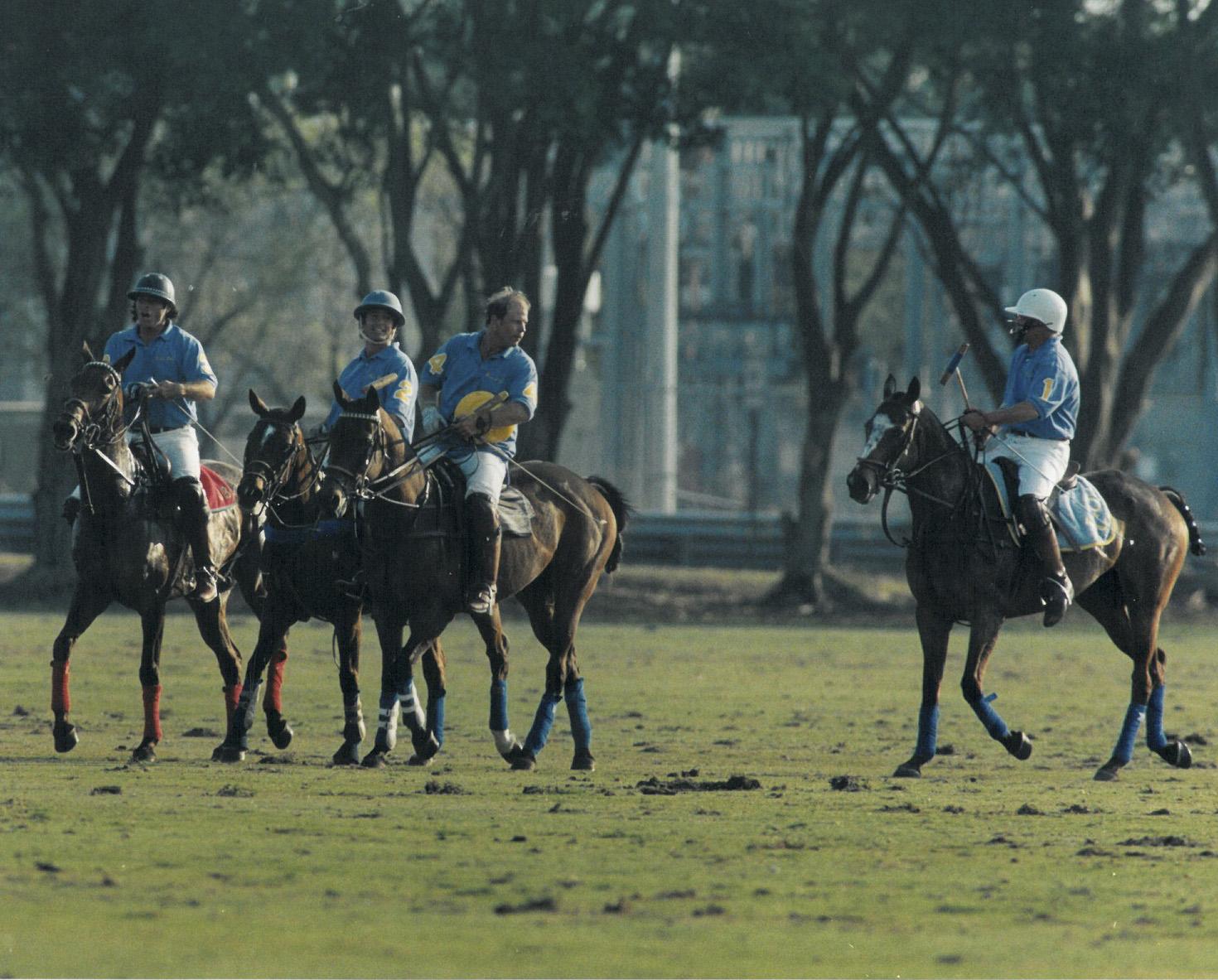 "The 4 ""J's"" – Juan Bollini, Juan Badiola, Joey Casey and Jack Oxley | 1999 Sunshine League"