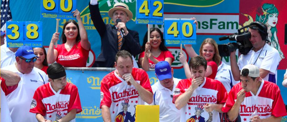 Courtesy of nathansfamous.com