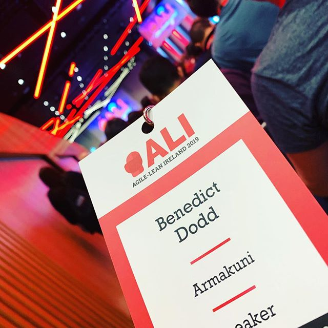 #ali2019 is go!
