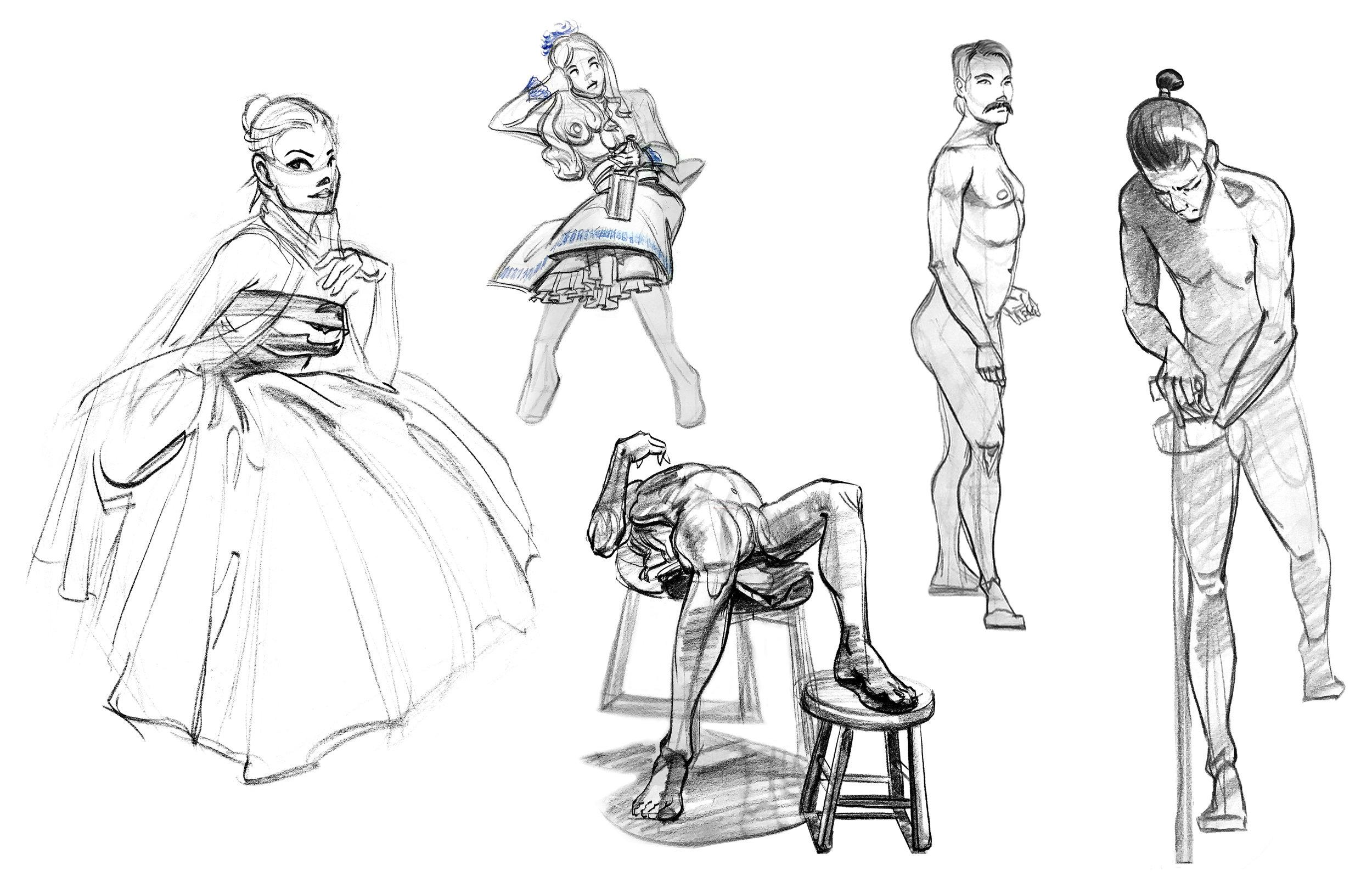 Figure Drawings 11x17.jpg