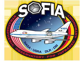 SOFIA mission logo! Image credit: NASA