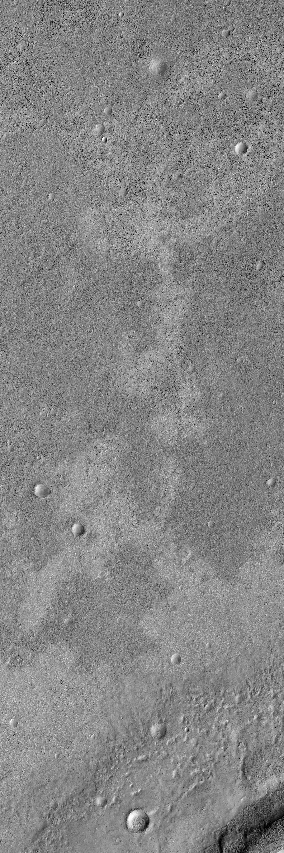 Mars HIRISE image of a possible chloride salt deposit. Image credit: NASA/HiRISE/ASU