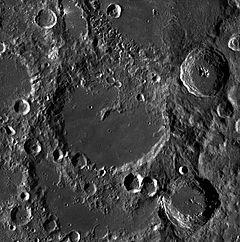Von Karman crater for Chang'e-4 landing site!