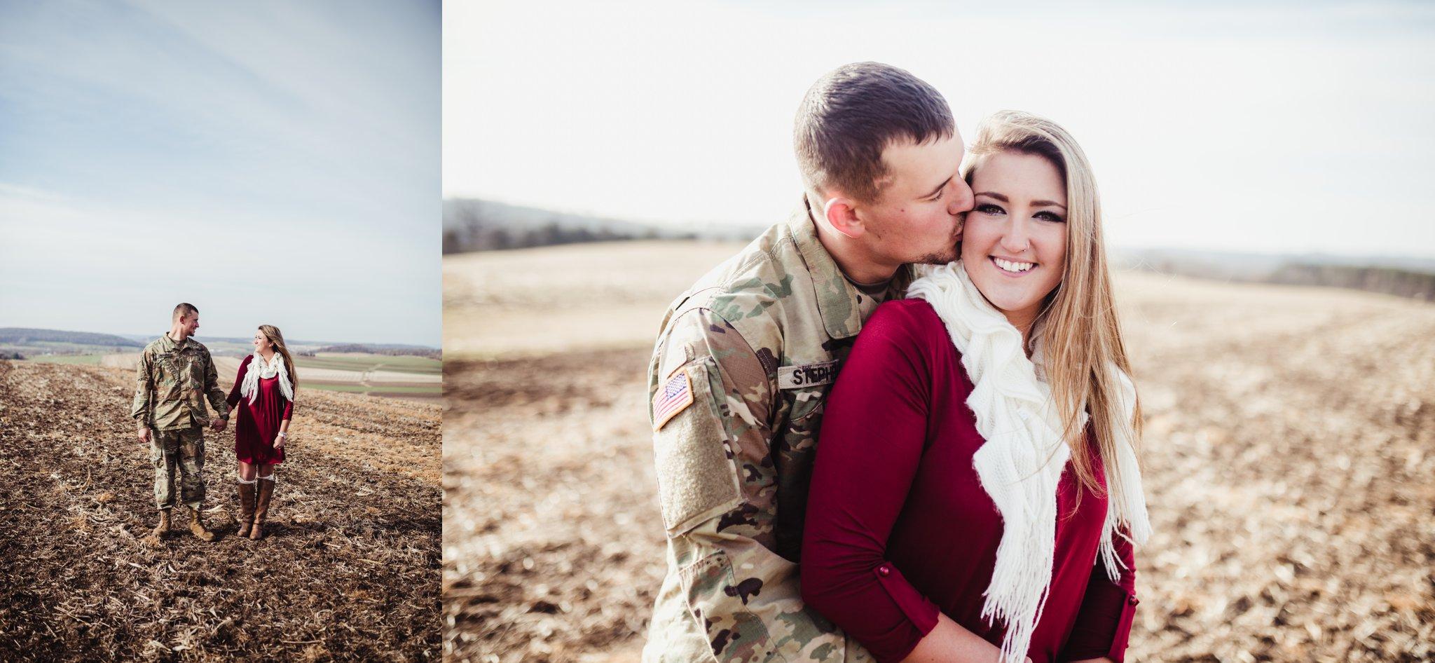 engagement photo kiss on cheek.jpg