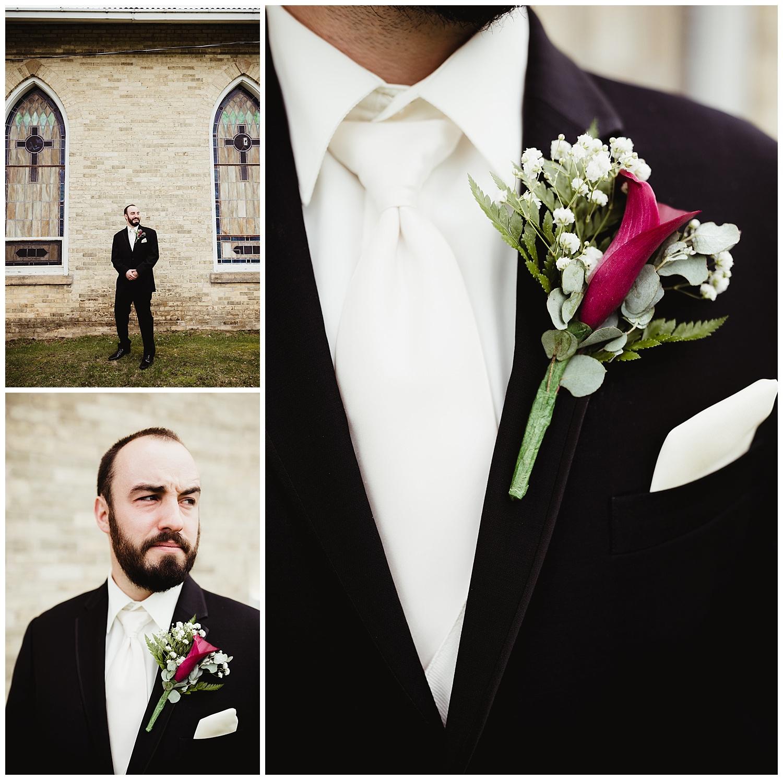 Kayla E. Photography wedding groom wisconsin.jpg