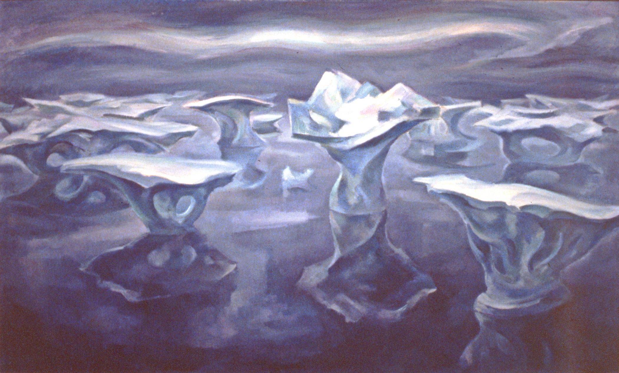 Ice - Ellesmere Island