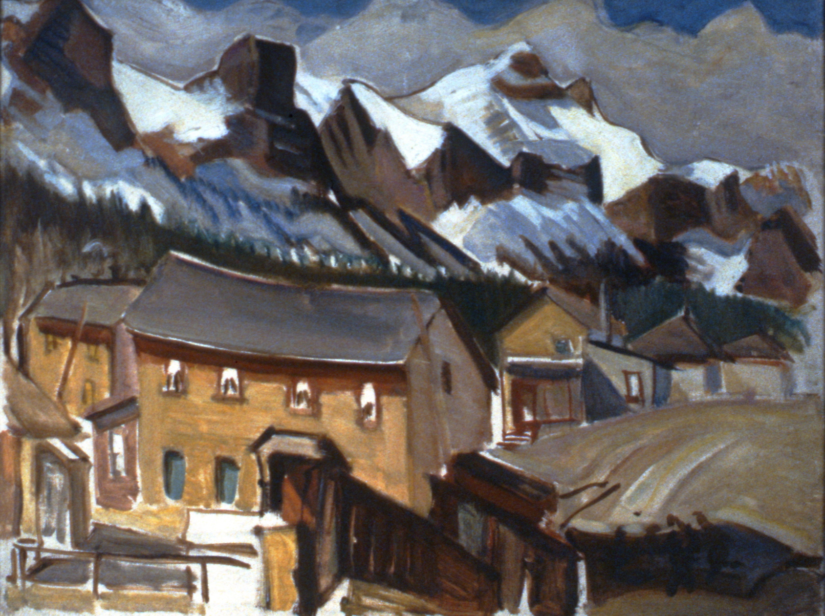 Untitled (Canmore, Alberta), nd.