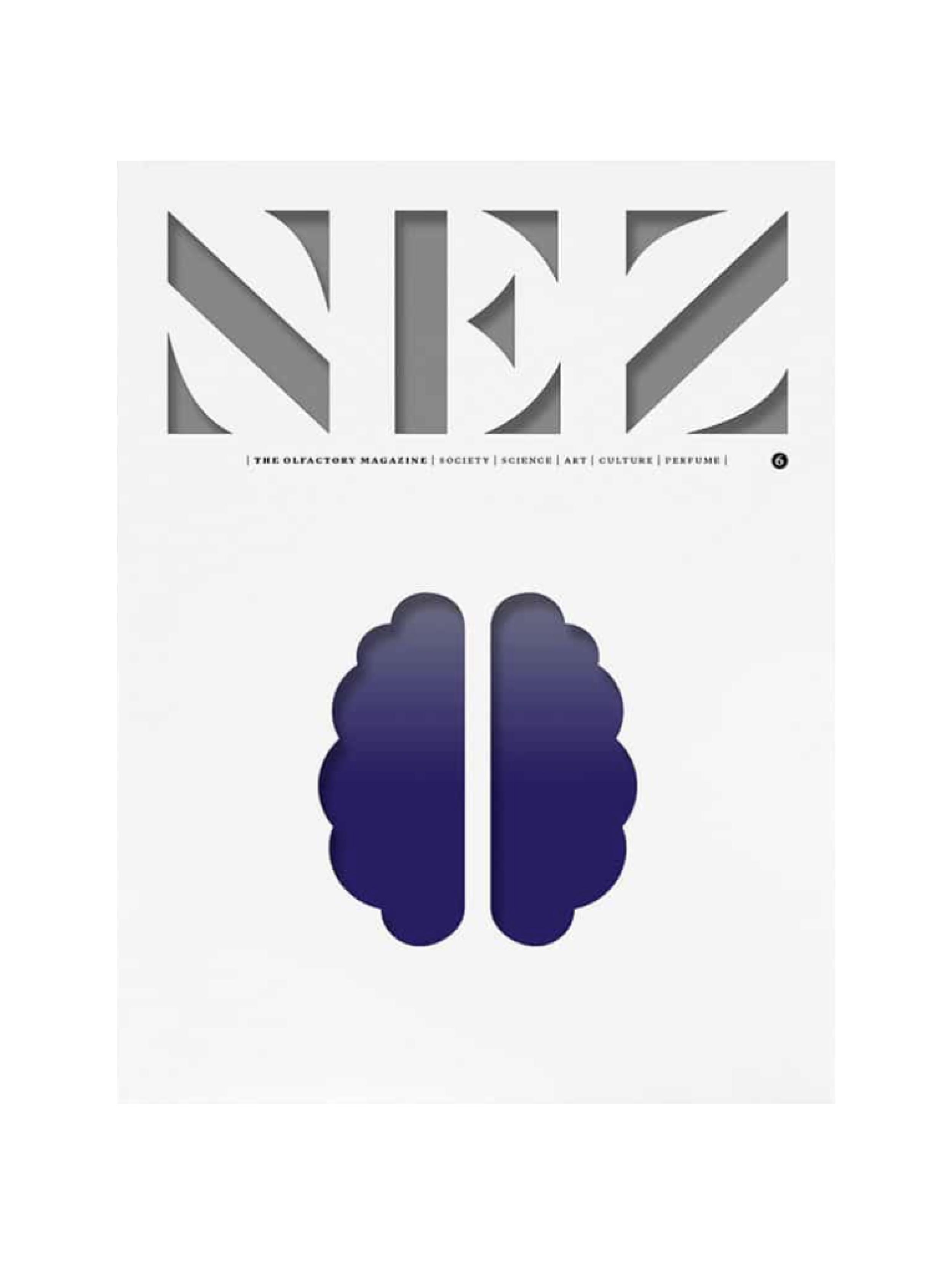 Nez 6 - smelly reading