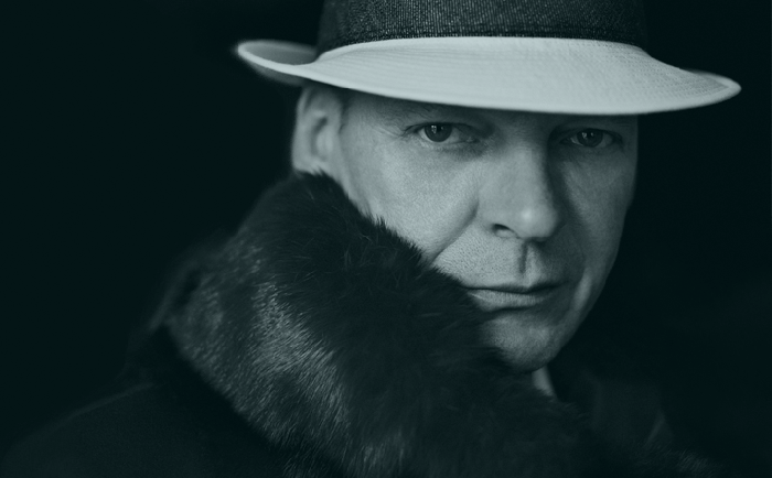 Parfumer, Mark Buxton