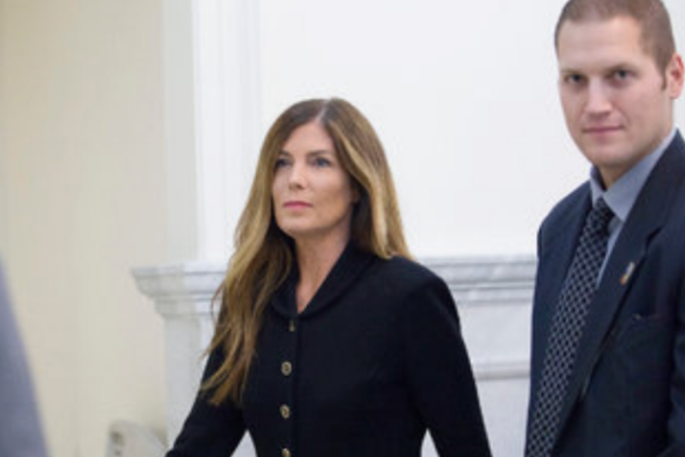 Kathleen G. Kane, the attorney general of Pennsylvania, was accused of leaking secret documents to discredit a political rival. Photo Credit:Pool photo by Jessica Griffin