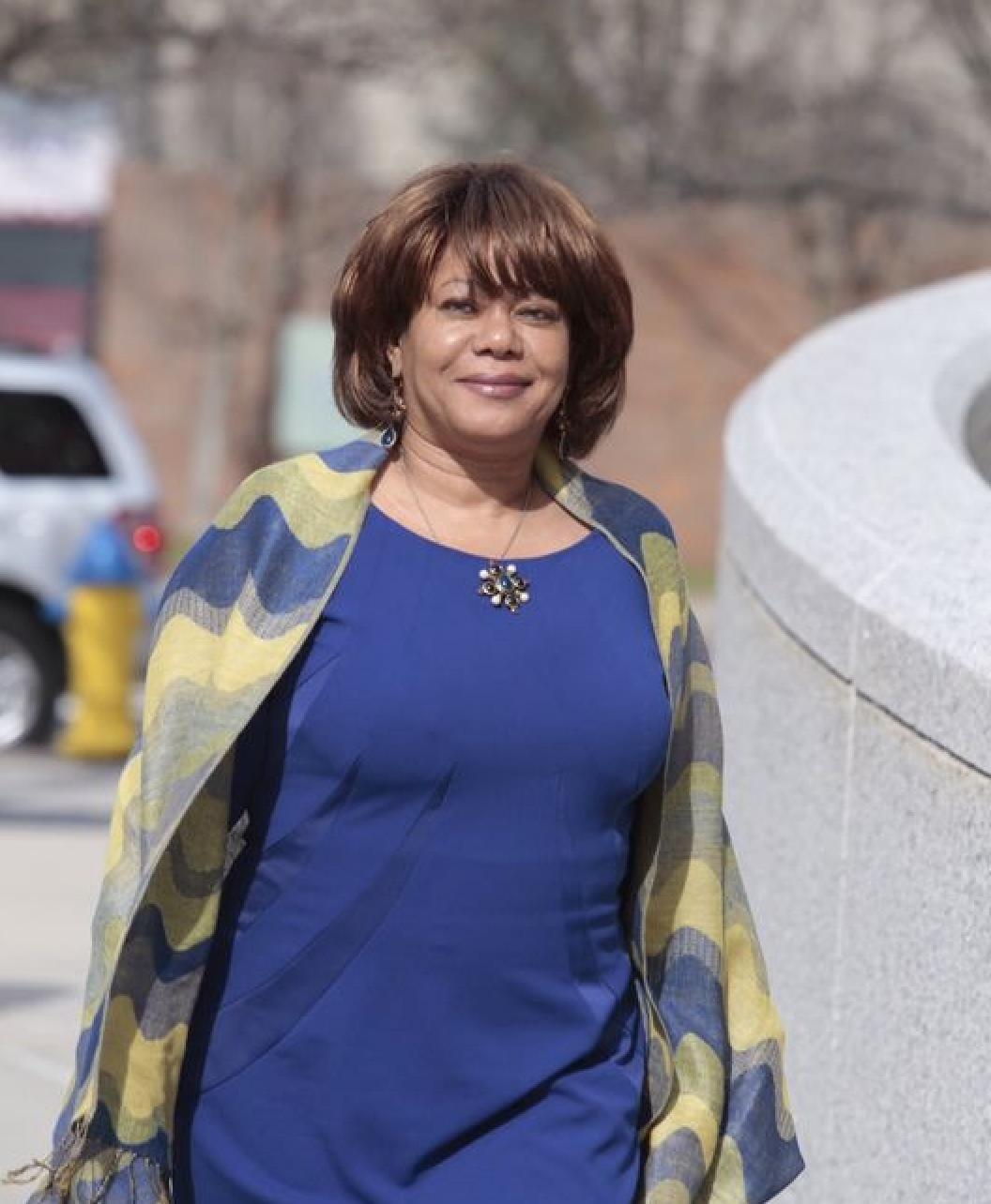Former Spring Valley Mayor Noramie Jasmin must serve out her four-year federal prison sentence for taking bribes