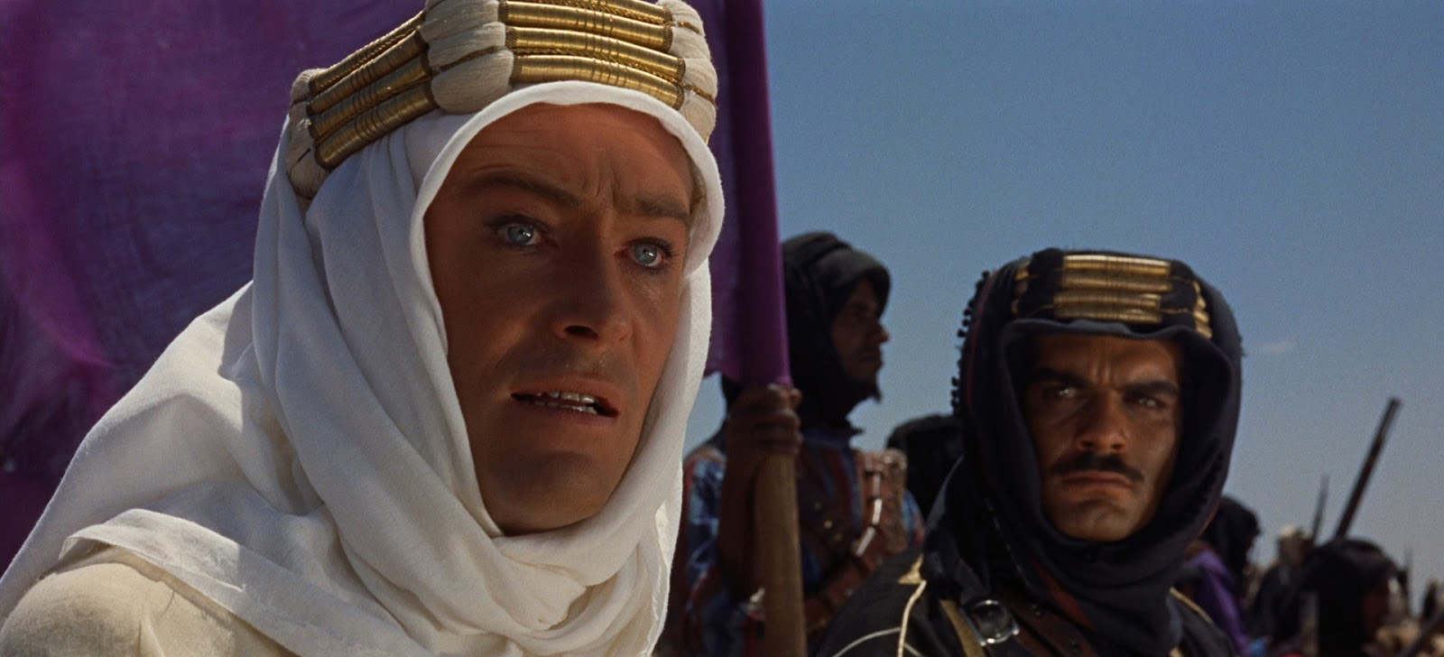 Lawrence of Arabia is absolutly stunning on the new 4K projector